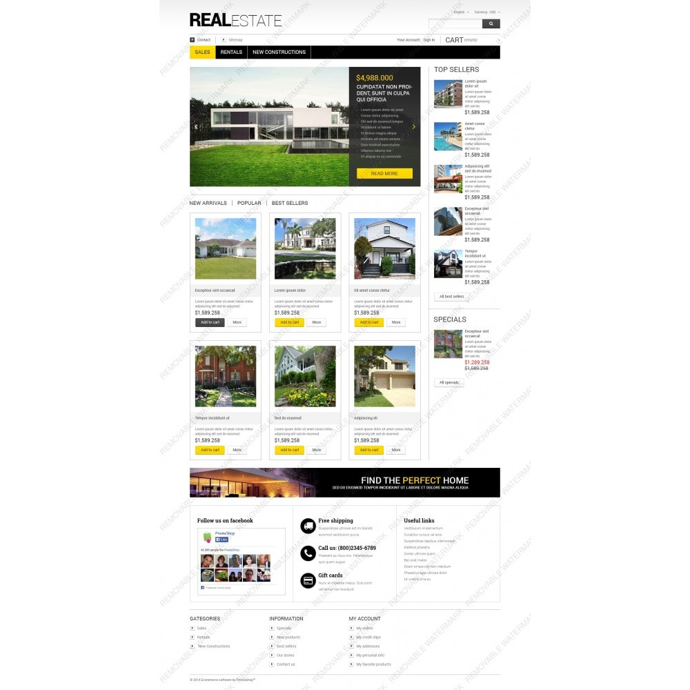 theme - Casa & Giardino - Real Estate Business - 3