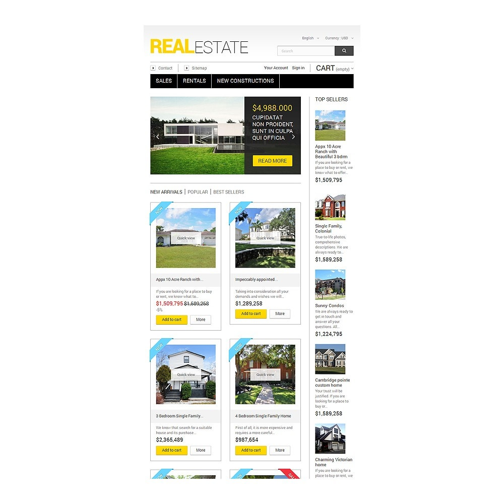 theme - Casa & Giardino - Real Estate Business - 7