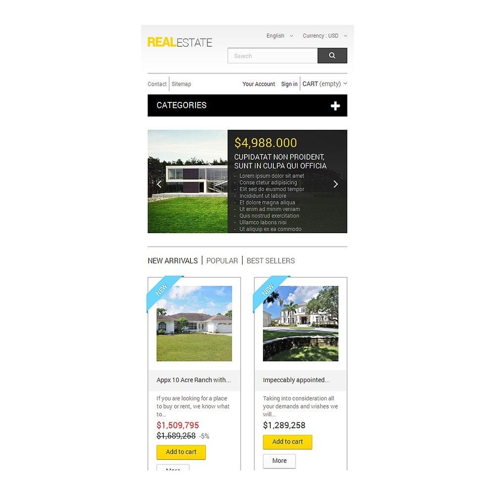 theme - Casa & Giardino - Real Estate Business - 8