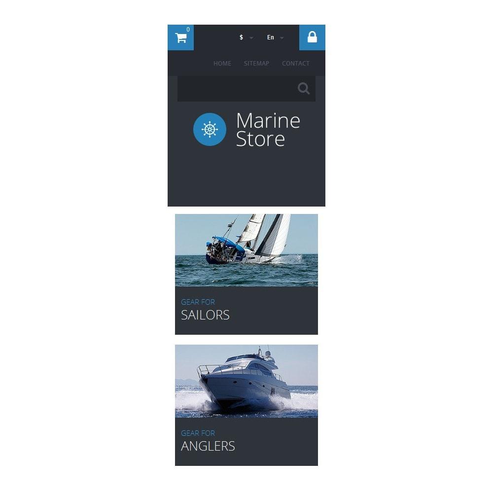 theme - Deportes, Actividades y Viajes - Marine Store - 9