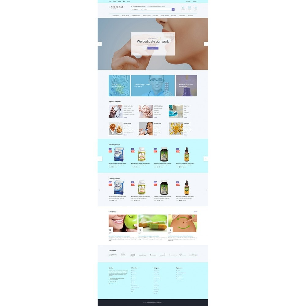 theme - Health & Beauty - Eveprest - Drugstore - 10