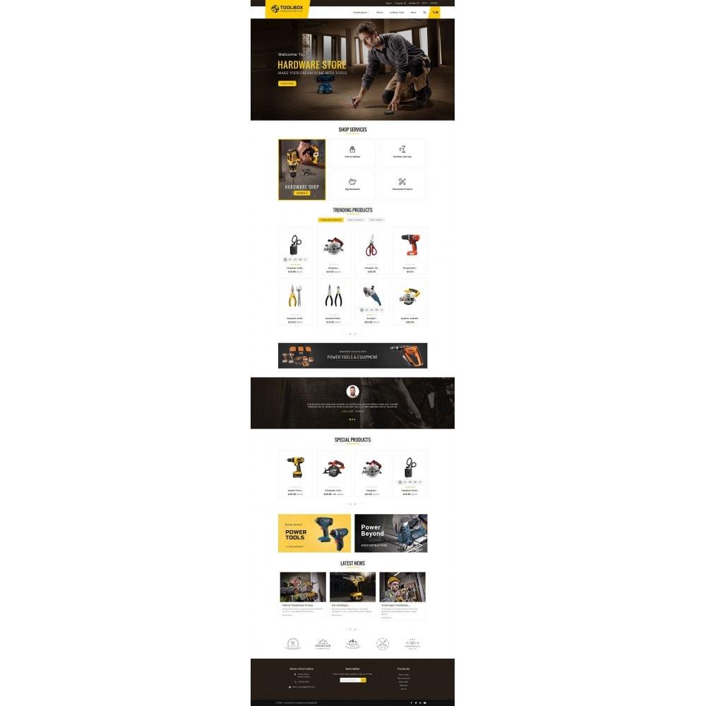 theme - Casa & Giardino - Construction & Tools - 3