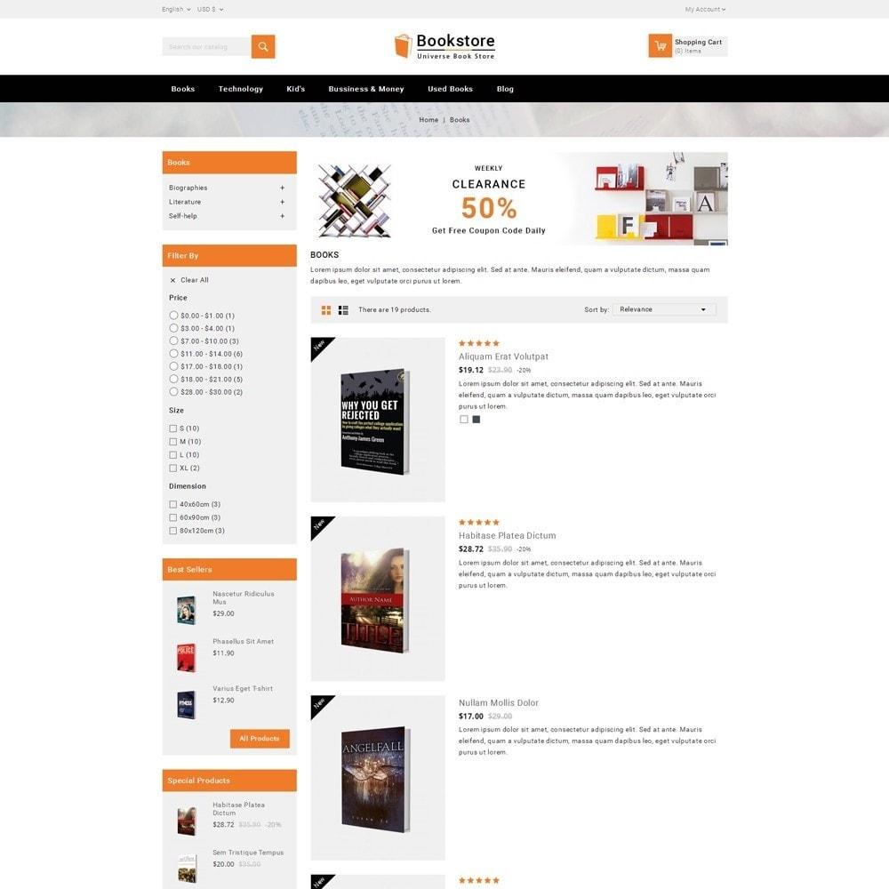 theme - Kultura & Sztuka - Universe Books Store - 4