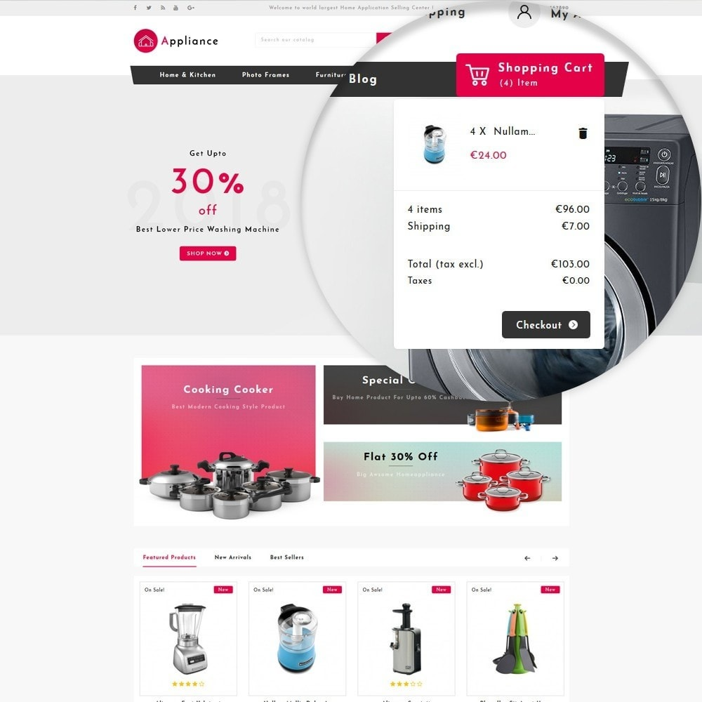 theme - Dom & Ogród - Home Appliances Store - 9