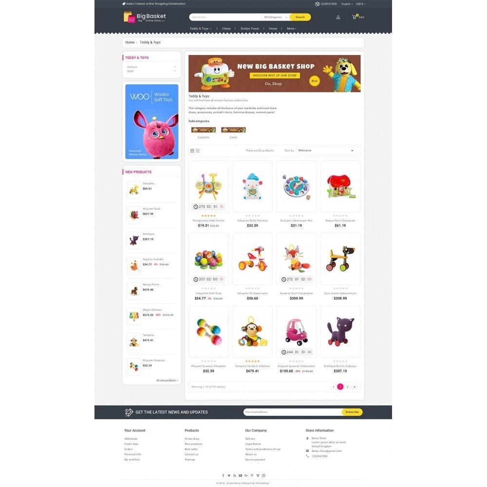 theme - Niños y Juguetes - Big Basket Kids Toys - 4