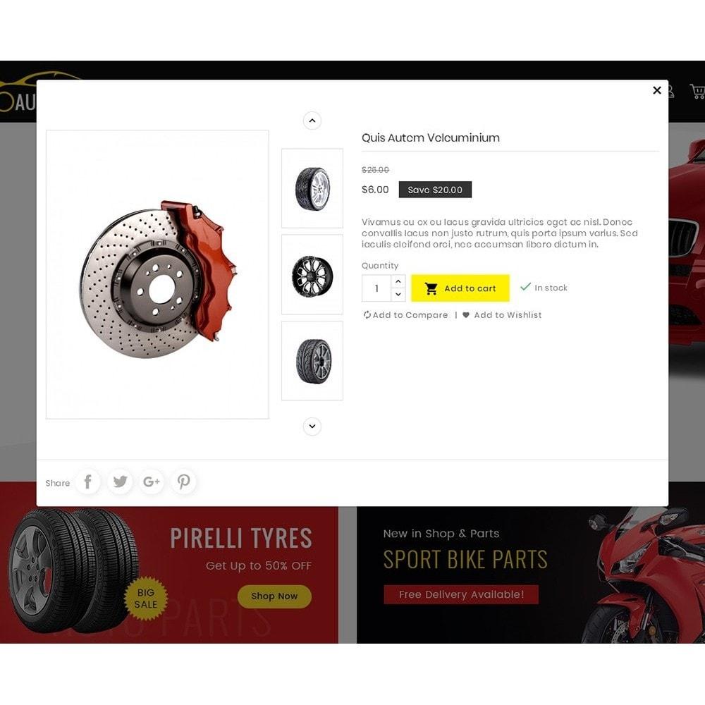 theme - Coches y Motos - Auto Garage - 9