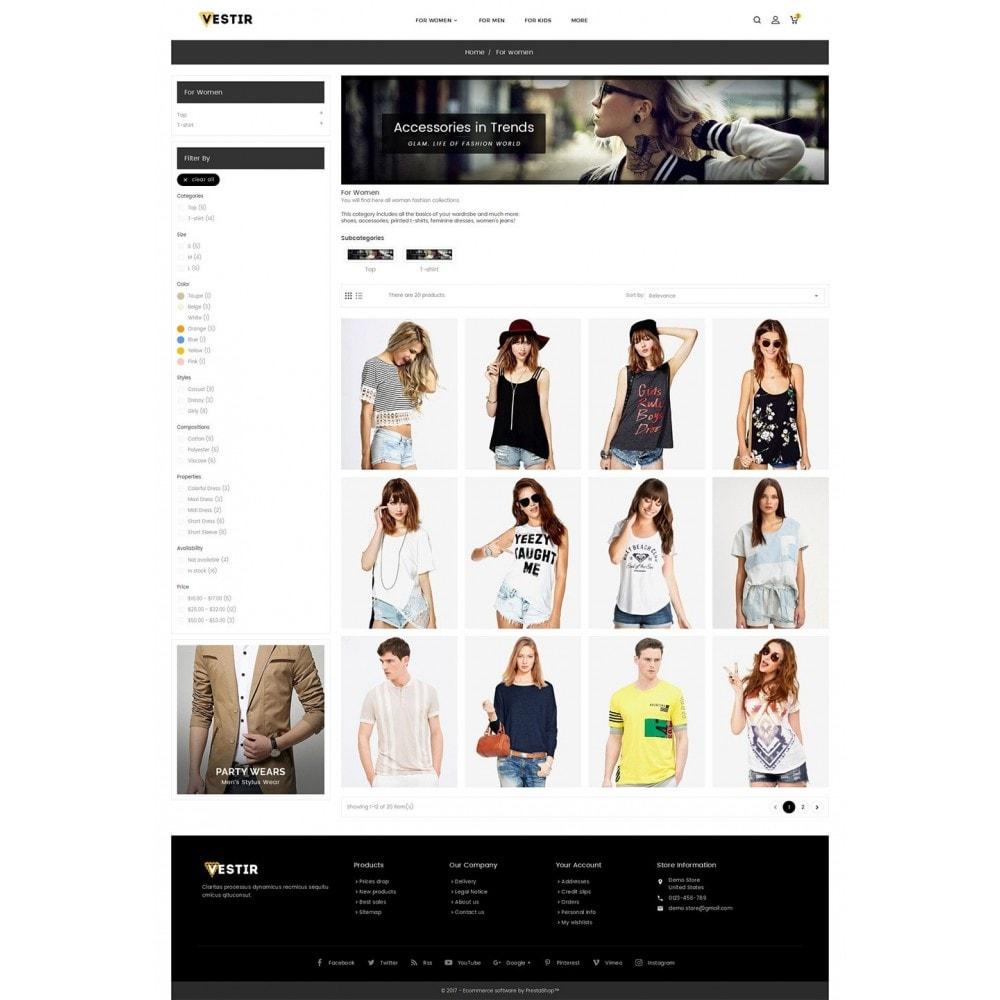 theme - Moda y Calzado - Vestir Fashion Catalog - 4