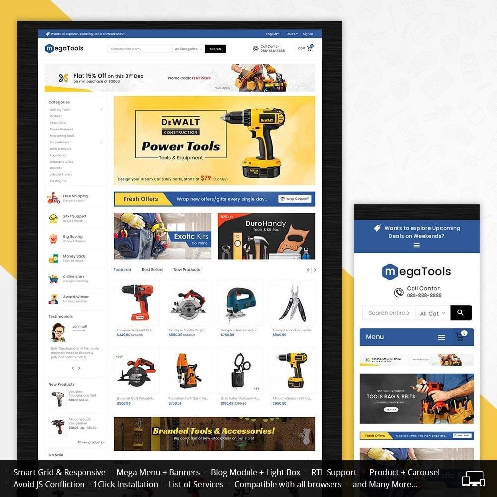 theme - Electronique & High Tech - Mega Tools Store - 2
