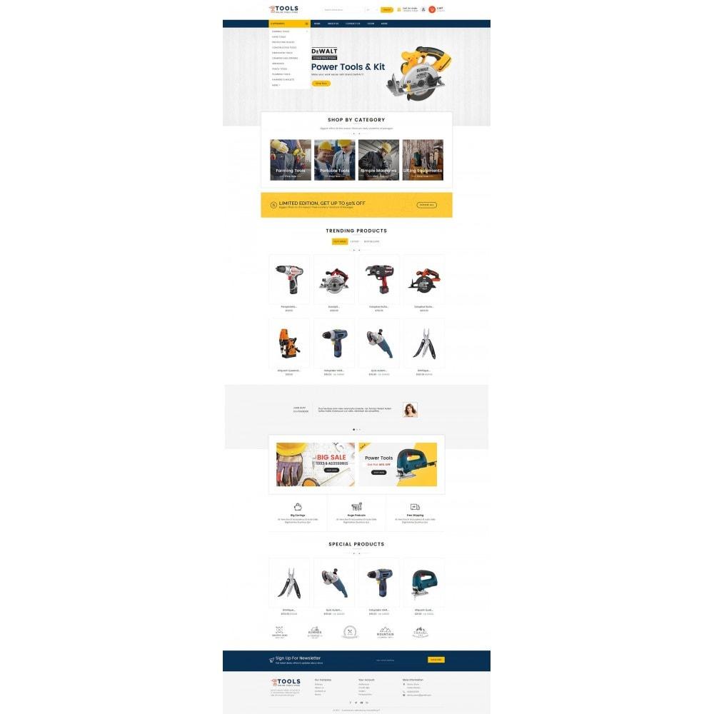 theme - Elektronik & High Tech - Mega Tools Store - 3