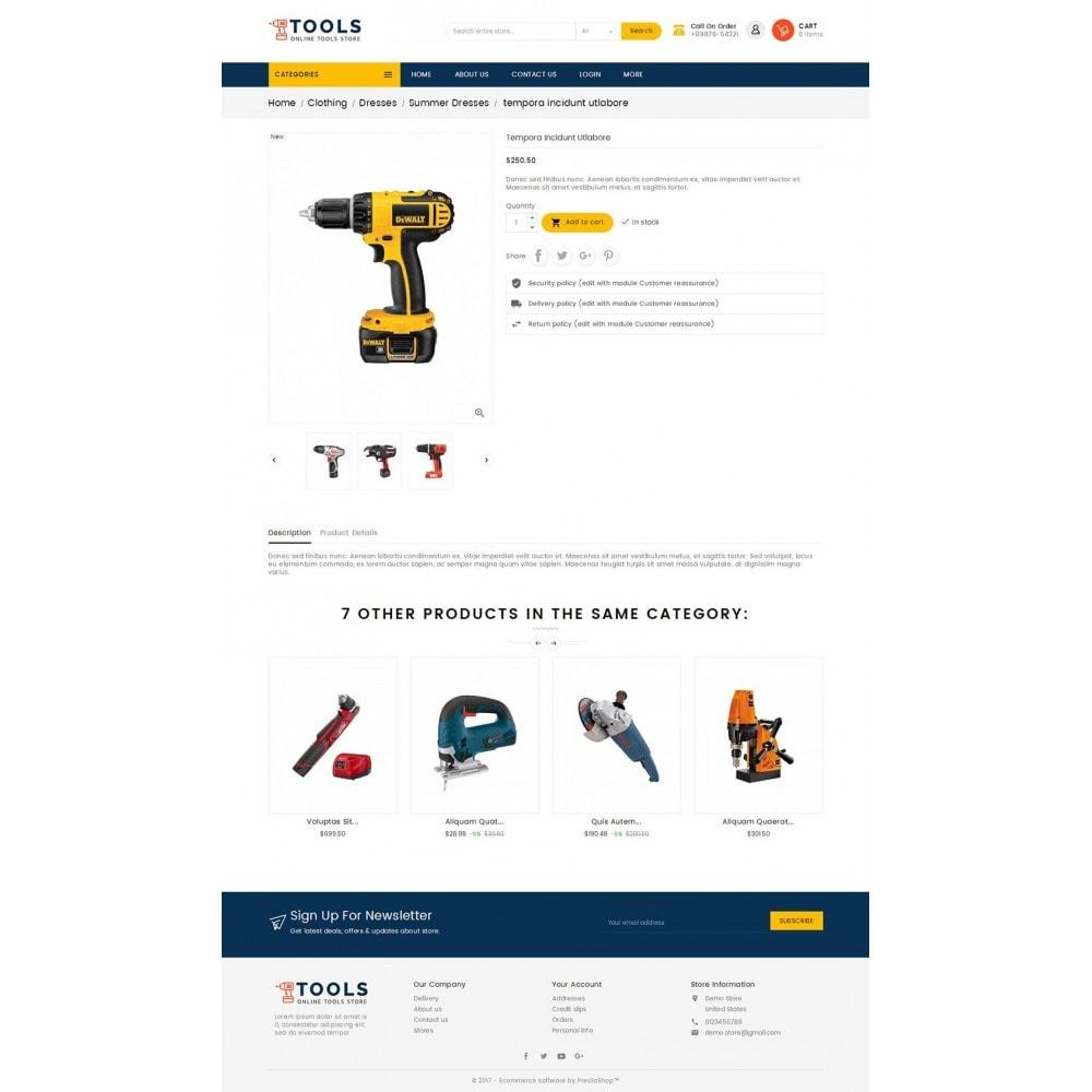 theme - Elektronik & High Tech - Mega Tools Store - 6