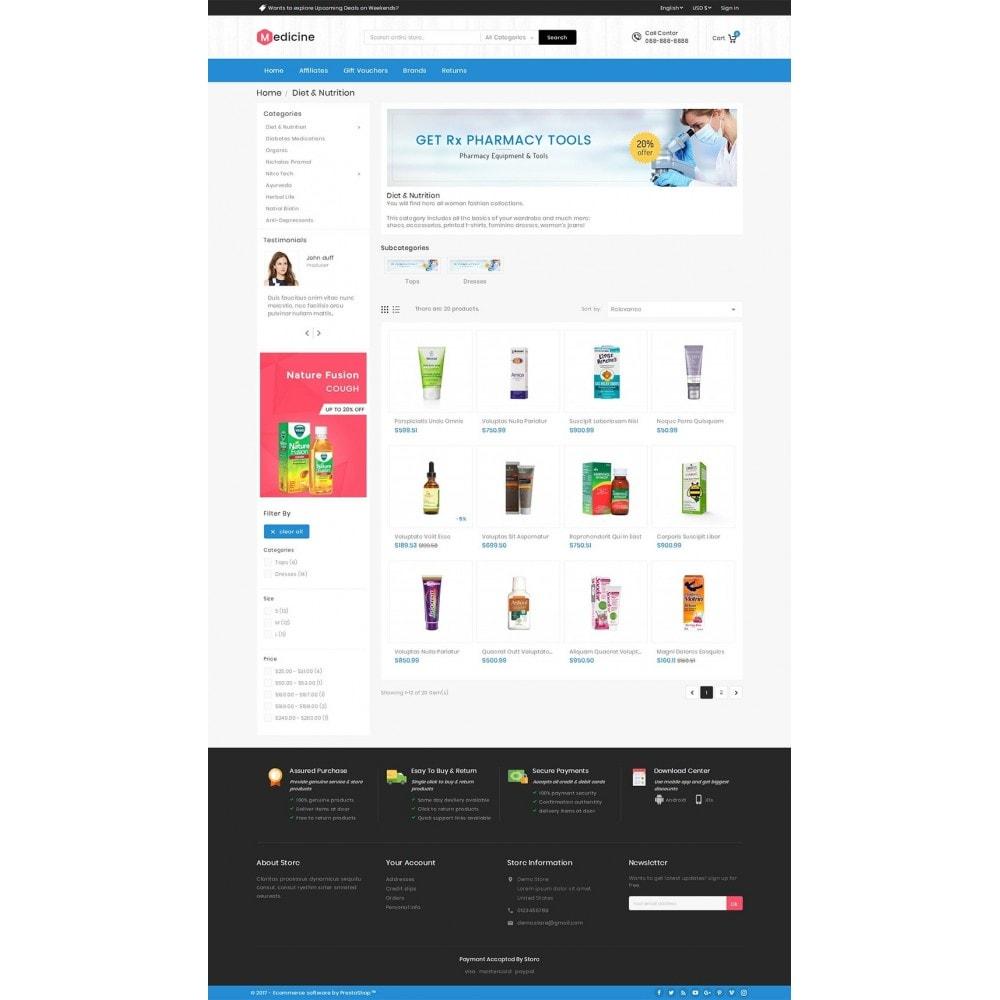 theme - Salud y Belleza - Mega Medicine Store - 4