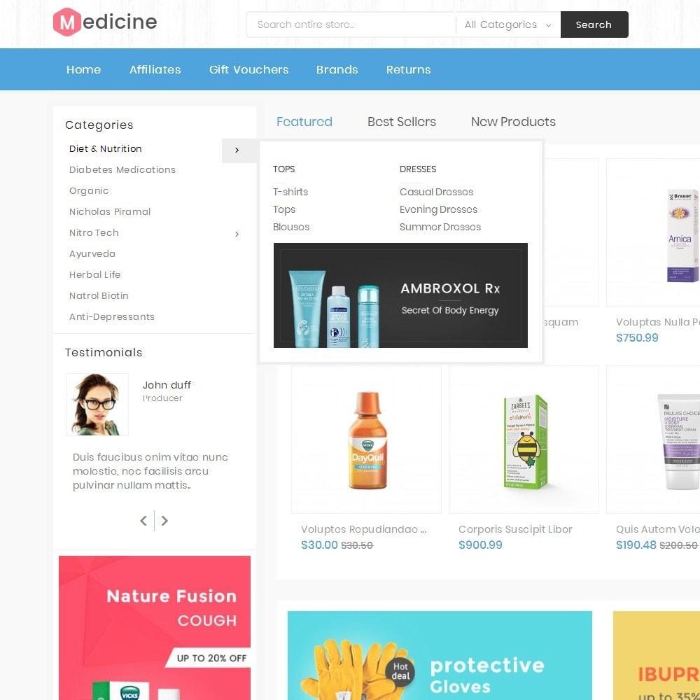 theme - Salud y Belleza - Mega Medicine Store - 10