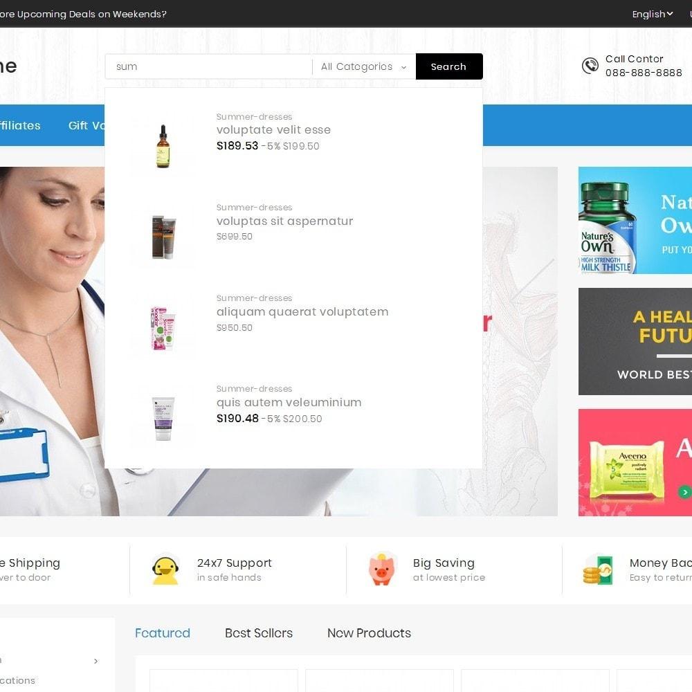 theme - Salute & Bellezza - Mega Medicine Store - 11