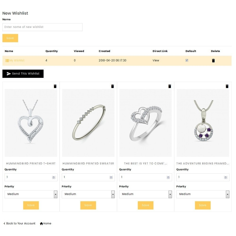 theme - Bijoux & Accessoires - Jewelry Store - 10