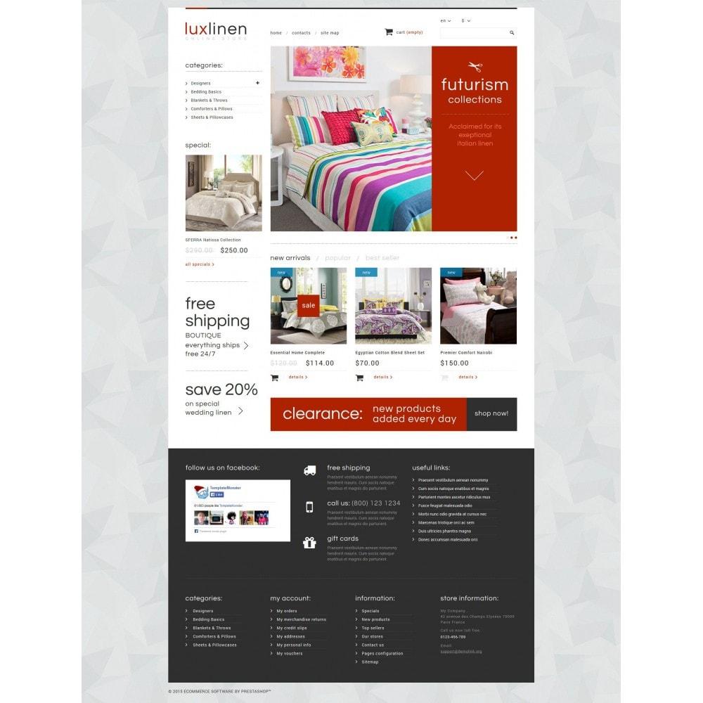 theme - Art & Culture - Luxury Linen Store - 4
