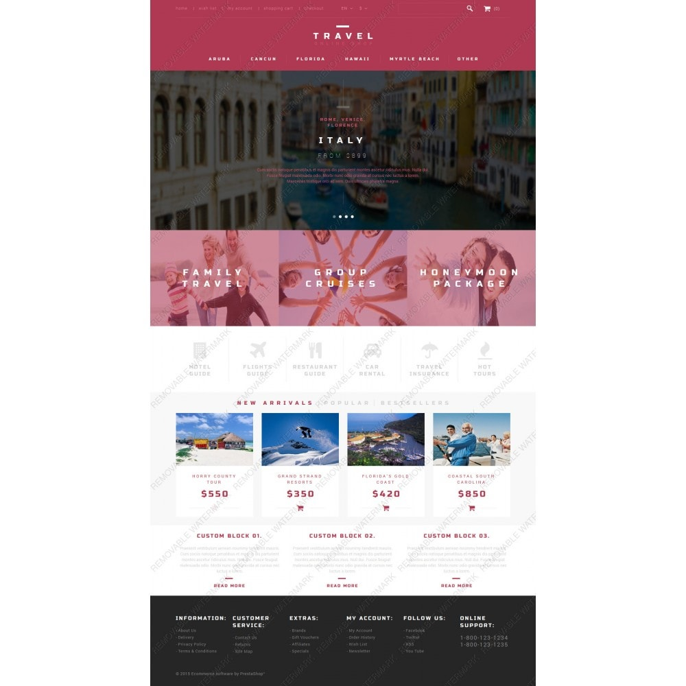 theme - Sport, Aktivitäten & Reise - Tour Agent - 5