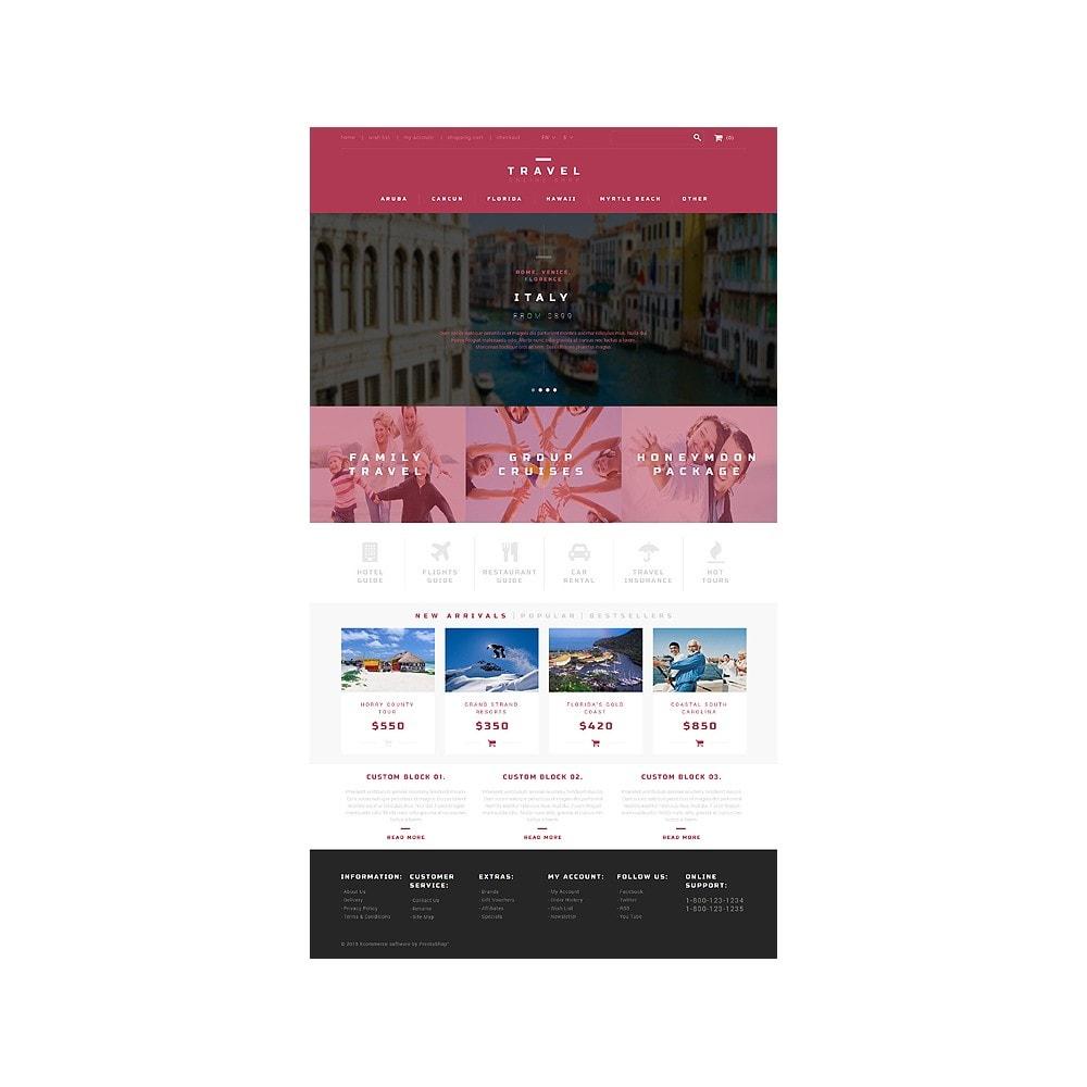 theme - Sport, Aktivitäten & Reise - Tour Agent - 10