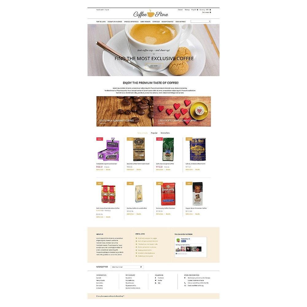 theme - Żywność & Restauracje - Coffee Shop - 10