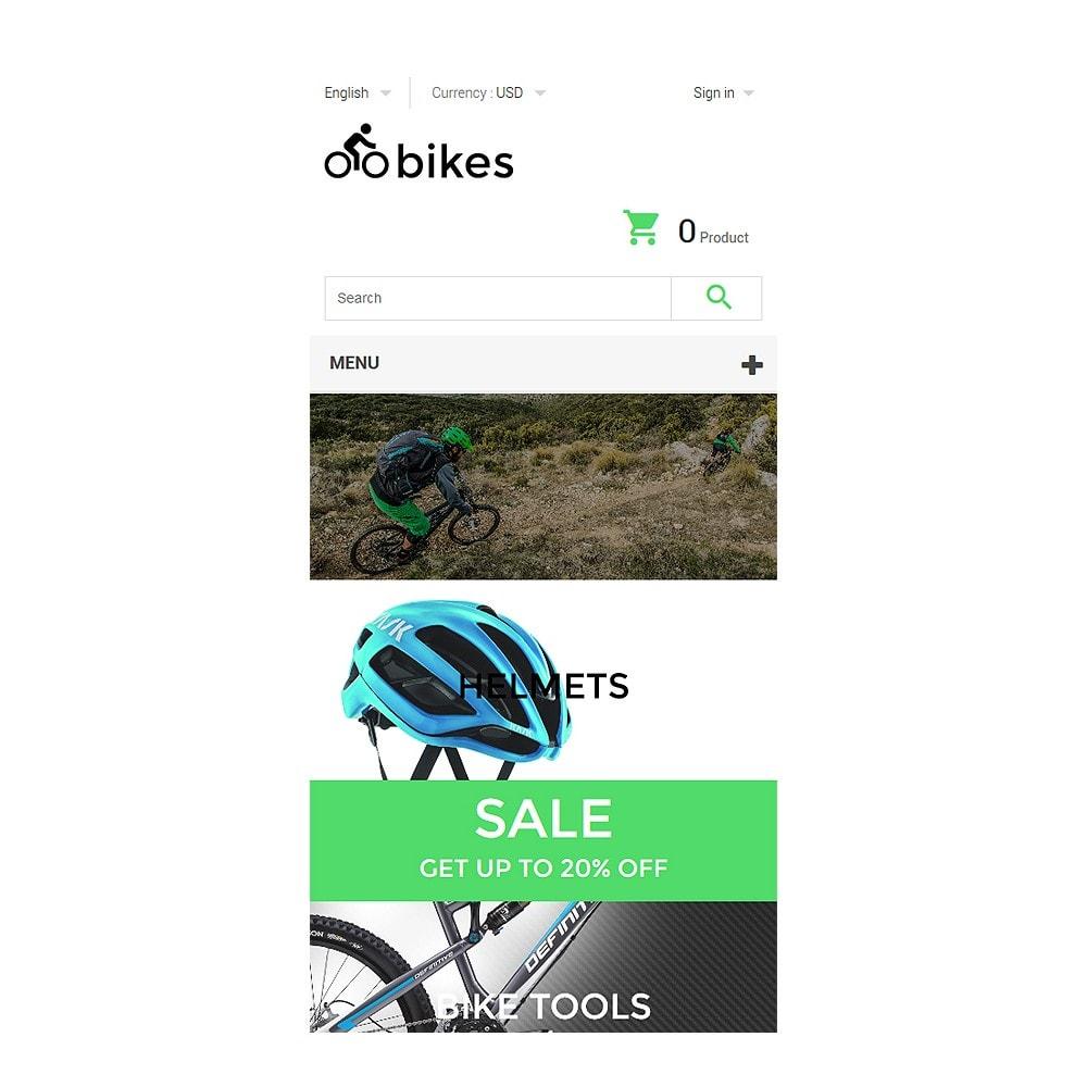 theme - Sport, Activiteiten & Reizen - Bikes - 8