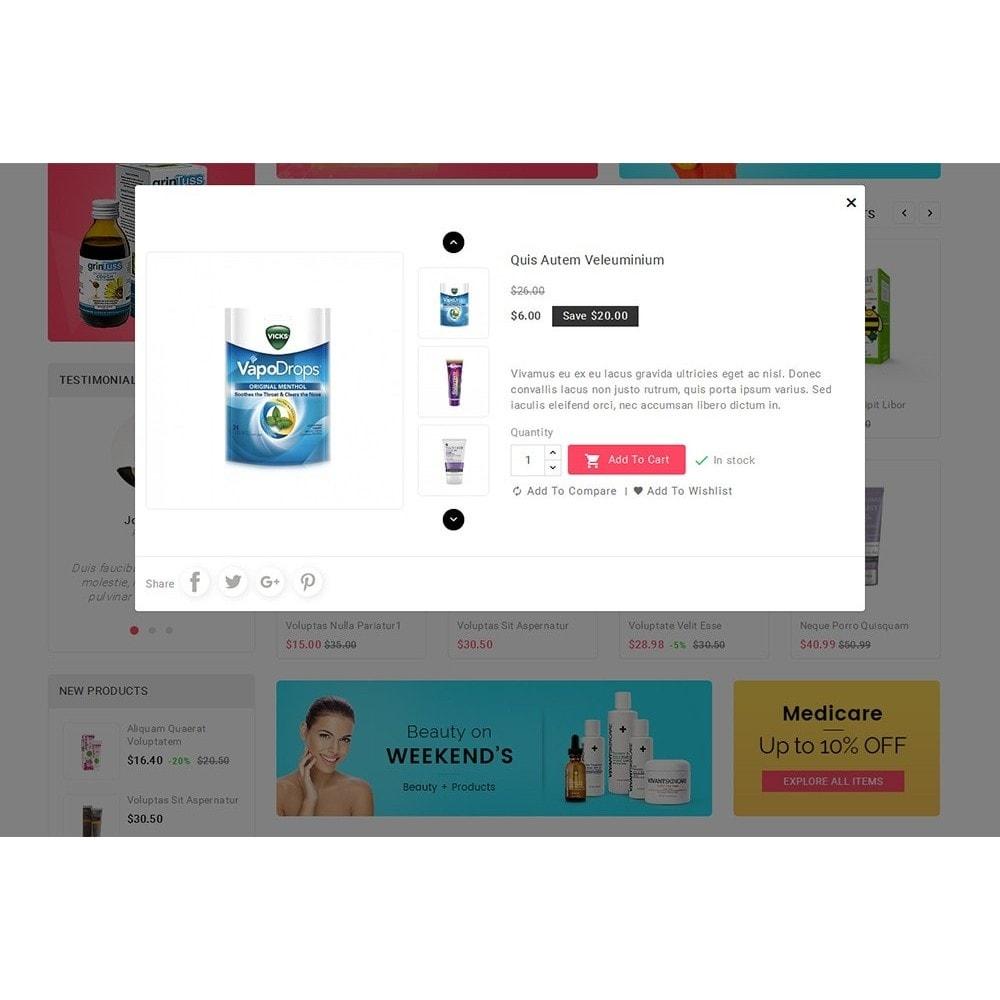 theme - Santé & Beauté - Medicine Mega Store - 9