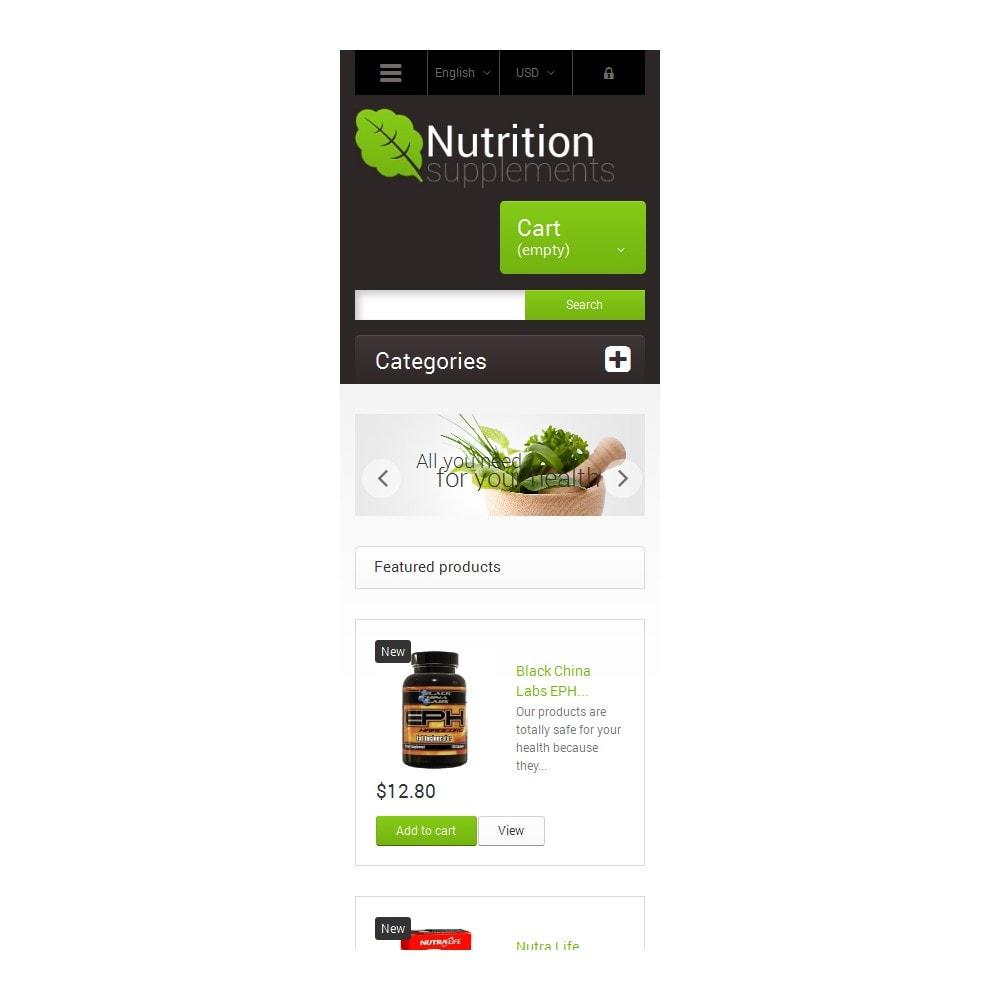 theme - Здоровье и красота - Nutrition Supplements - 9