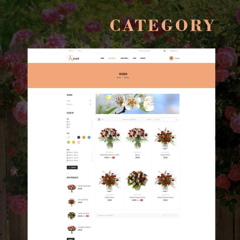 theme - Prezenty, Kwiaty & Uroczystości - Ap Rosa - 3