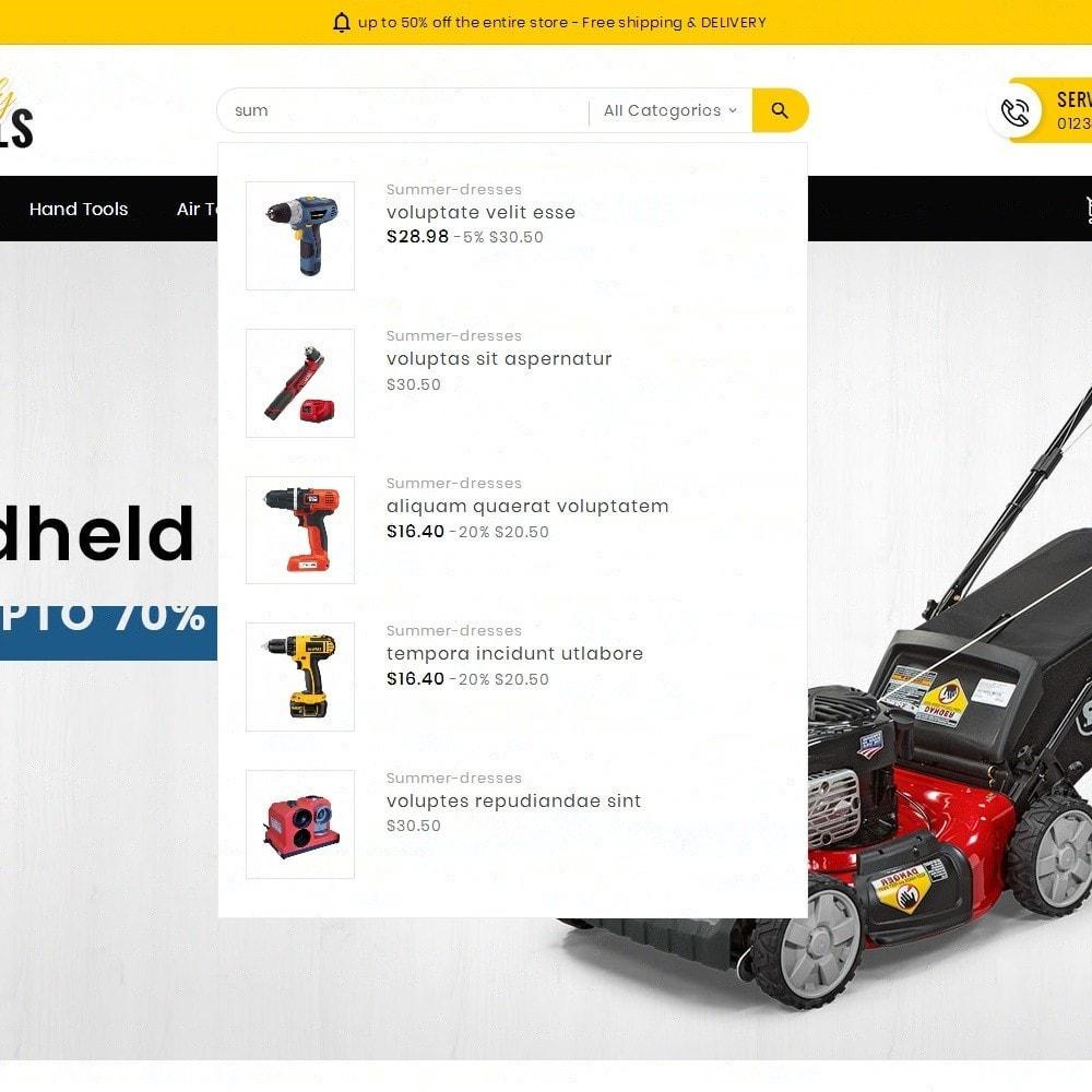 theme - Electrónica e High Tech - Handy Tools Store - 11