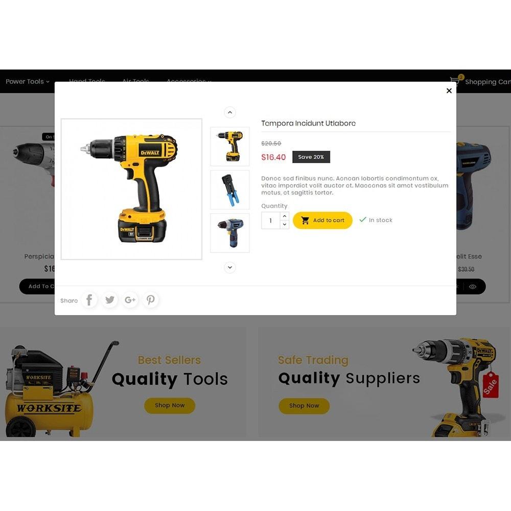 theme - Elektronik & High Tech - Handy Tools Store - 9