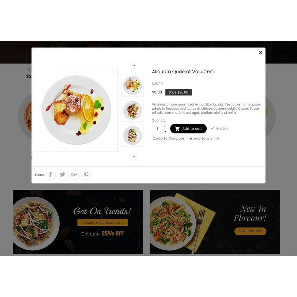 theme - Gastronomía y Restauración - Good Gusto Food - 9