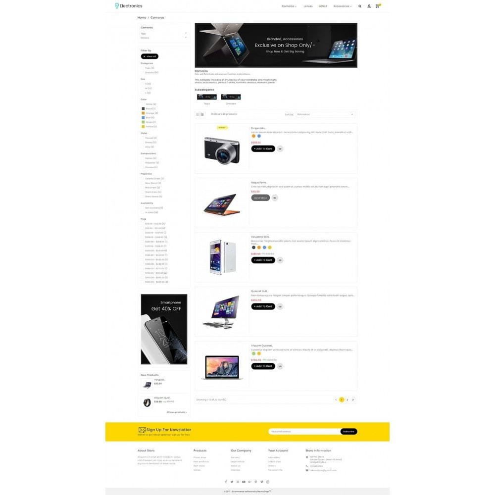 theme - Electronique & High Tech - Electronics Store - 5