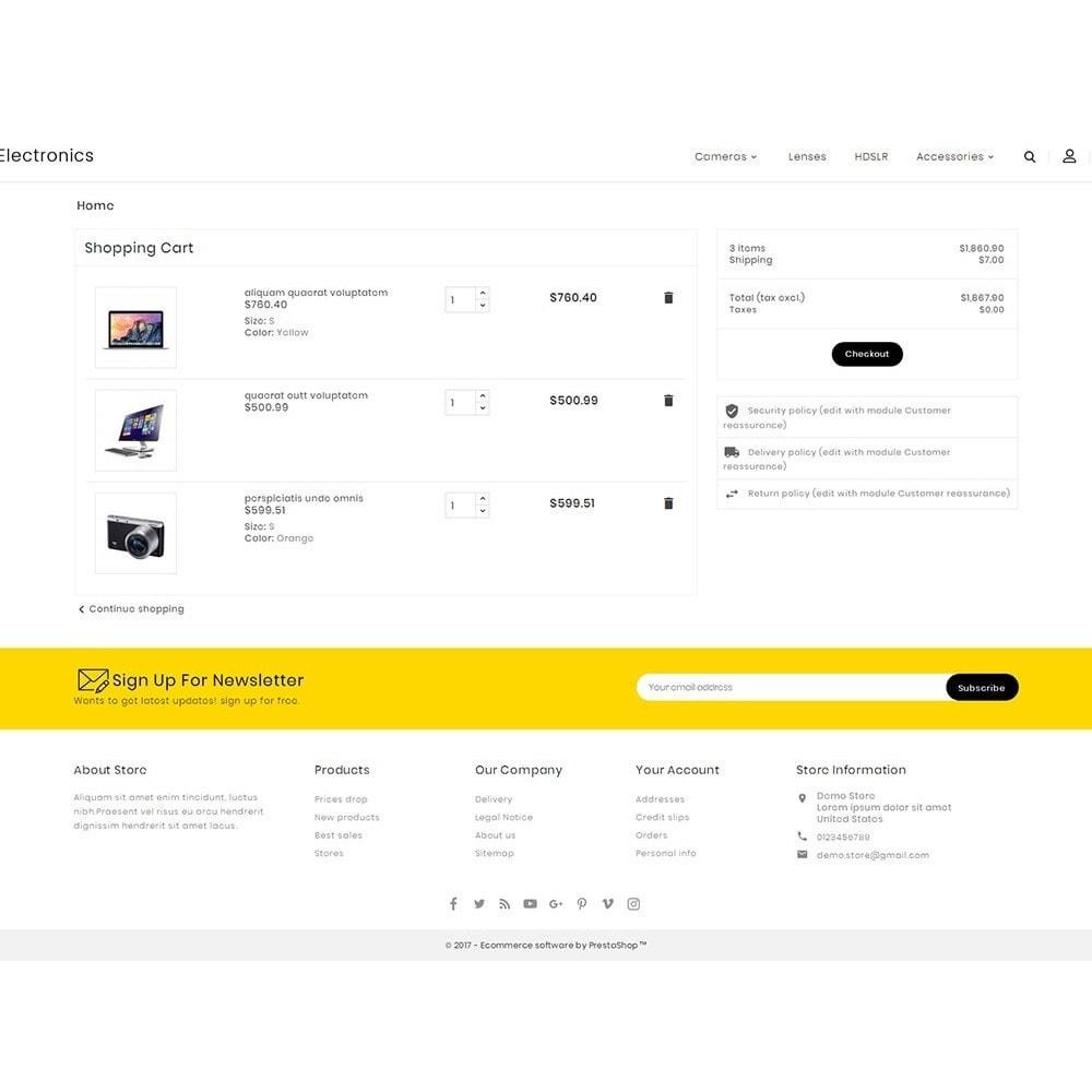 theme - Elektronik & High Tech - Electronics Store - 7
