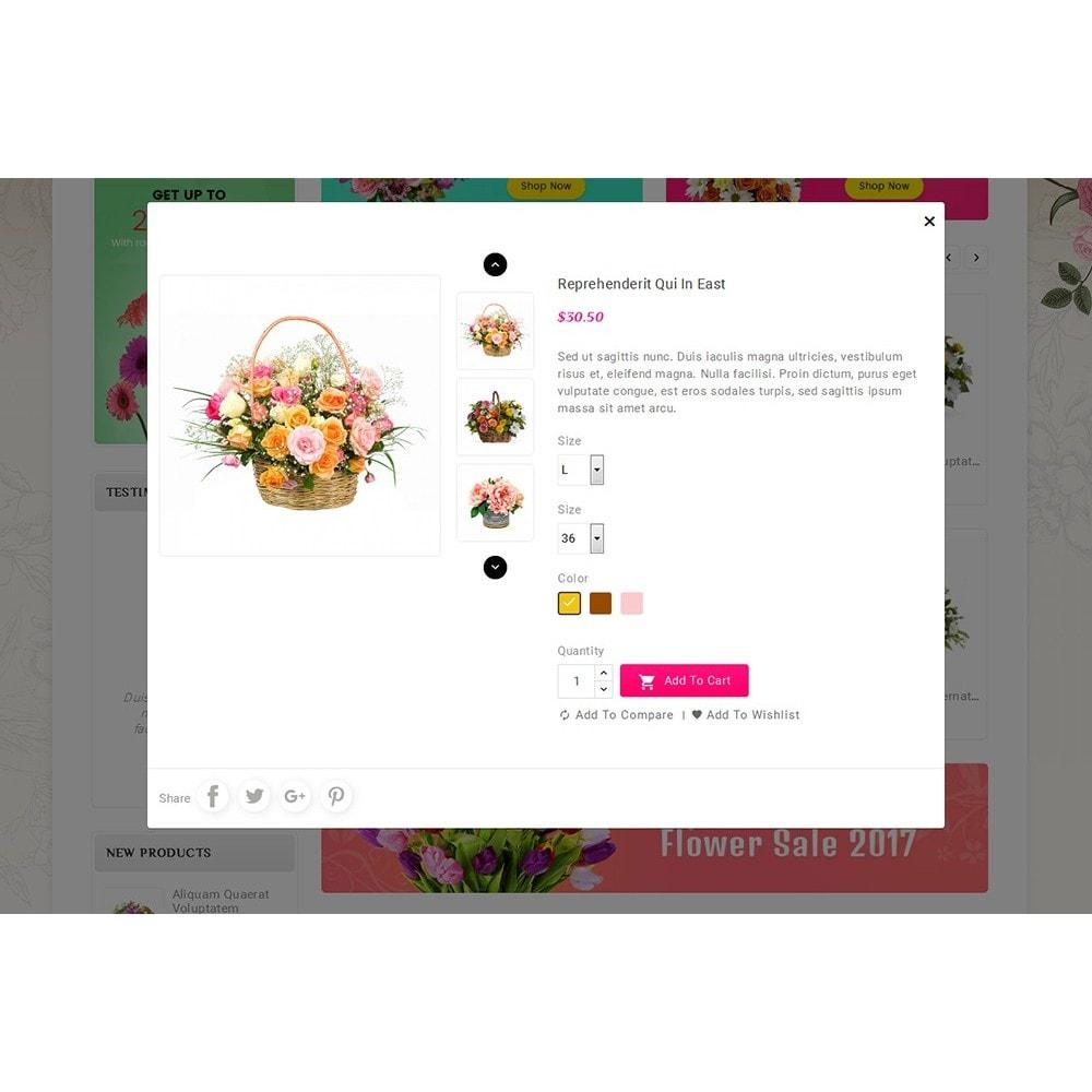 theme - Cadeaux, Fleurs et Fêtes - Blooming Flower Mega Store - 9
