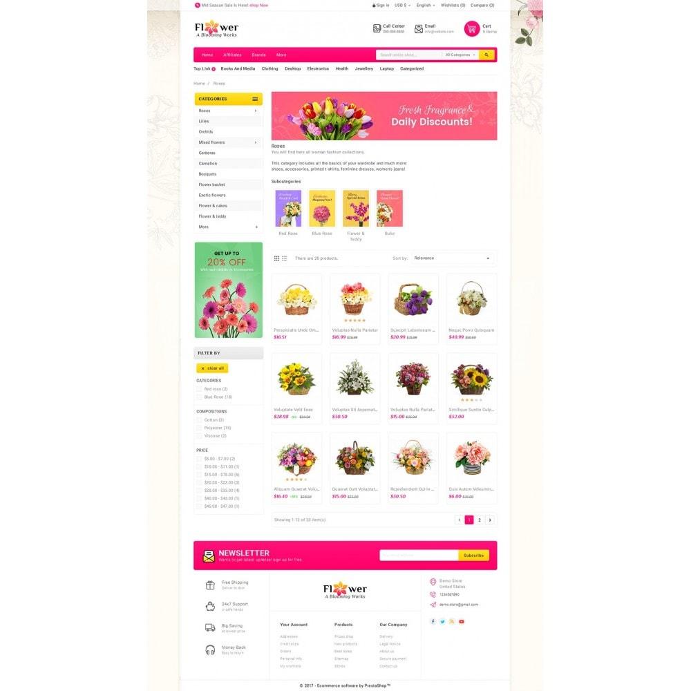 theme - Regali, Fiori & Feste - Blooming Flower Mega Store - 4