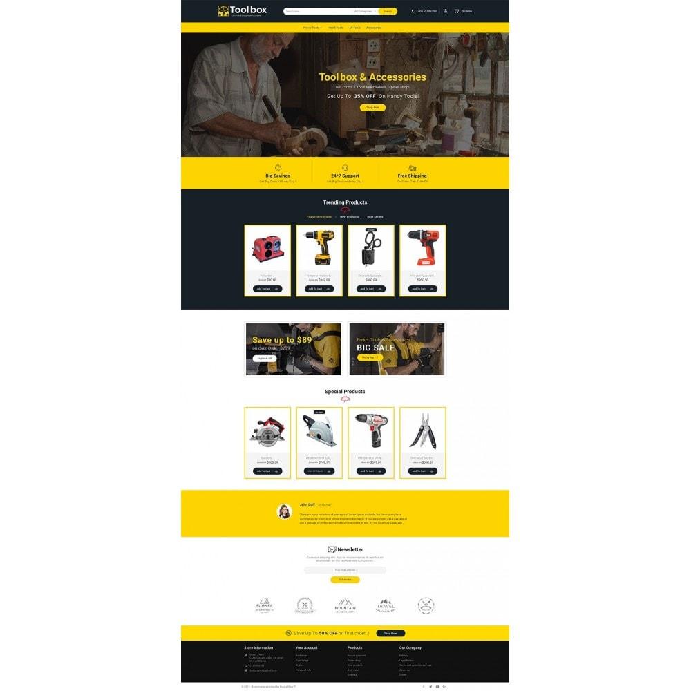 theme - Auto & Moto - Tools Store - 3