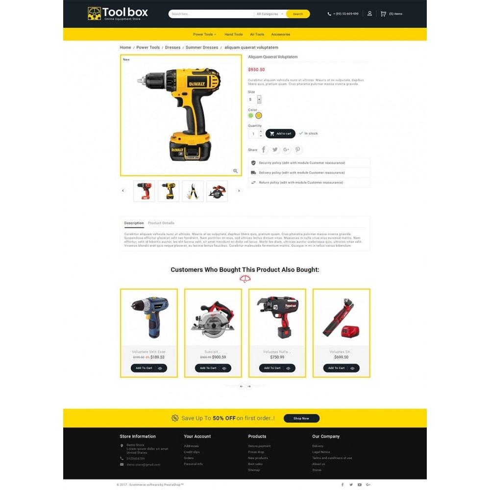theme - Autos & Motorräder - Tools Store - 6