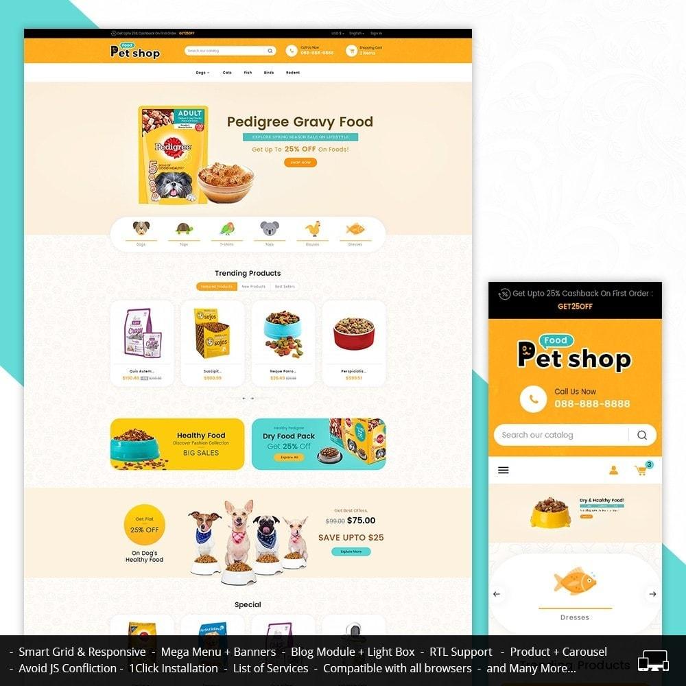 theme - Animaux - Pet Food - 2