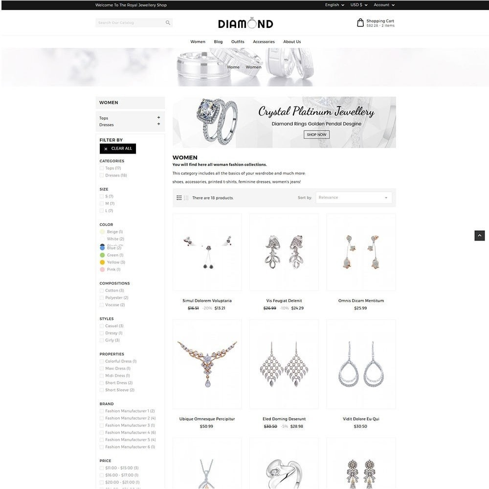 theme - Schmuck & Accesoires - Diamond Jewellery - 4