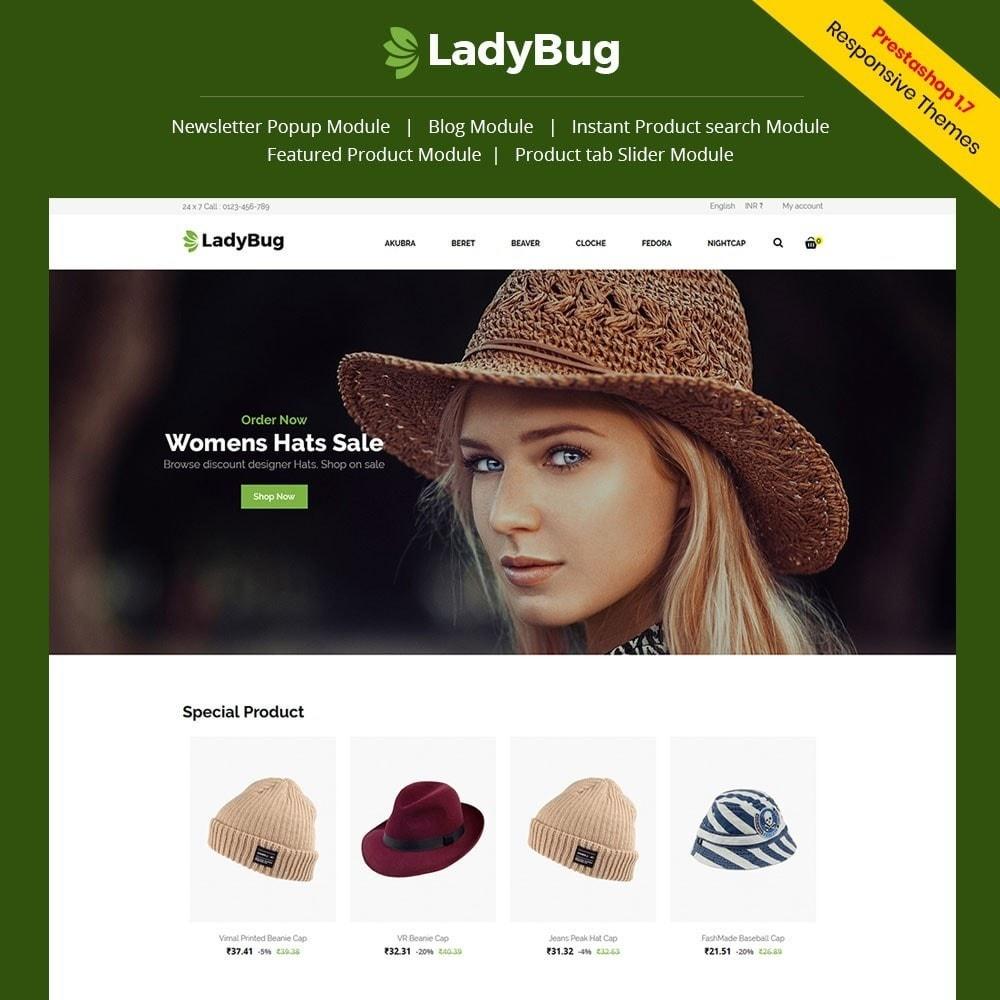theme - Moda & Obuwie - Lady Bag  Store - 1