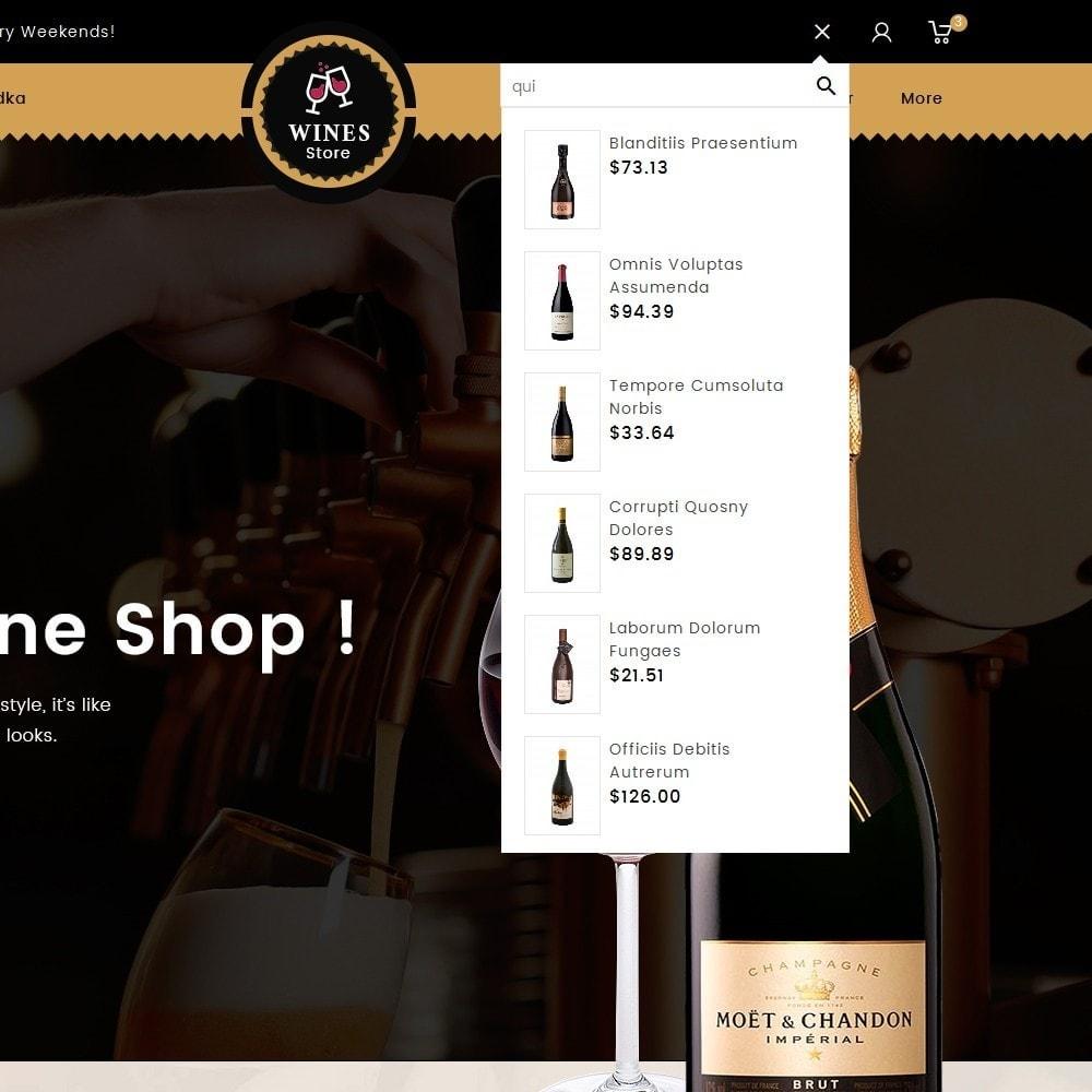 theme - Getränke & Tabak - WineYard Store - 10