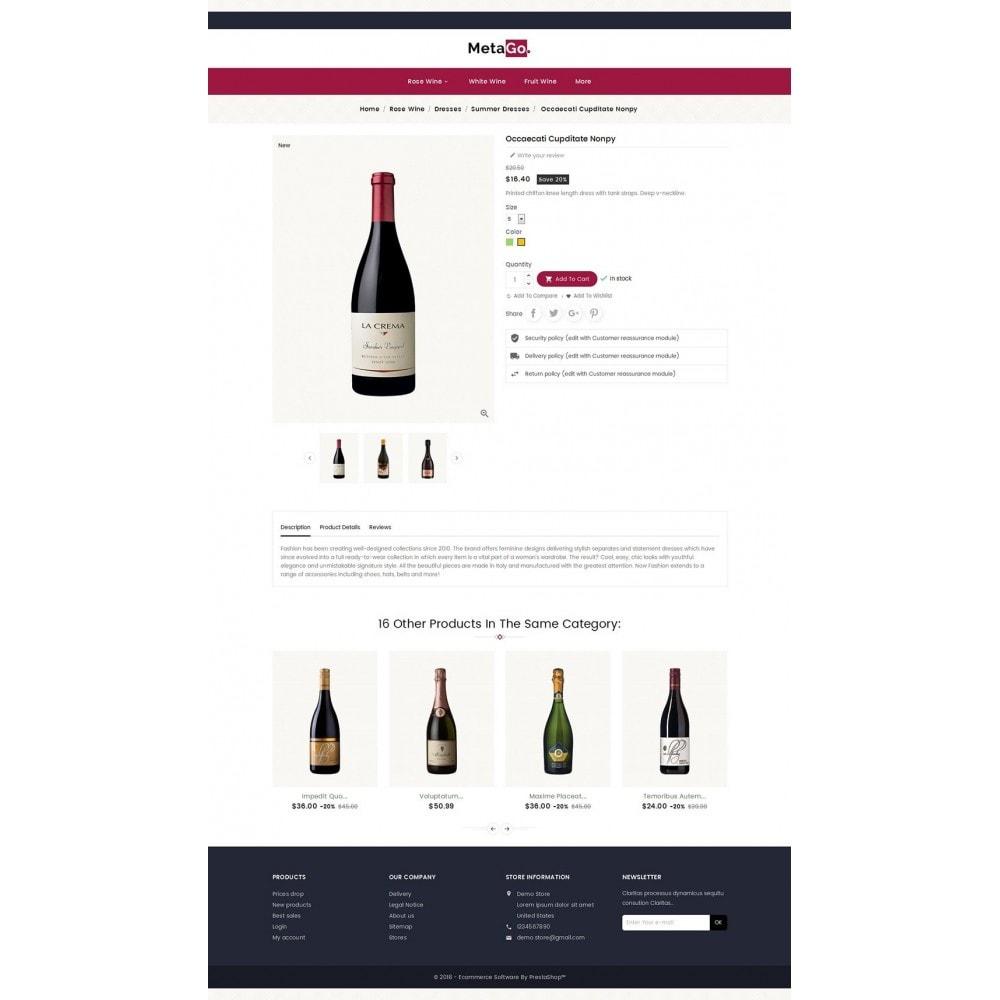 theme - Drink & Wine - Melano Wine Club - 6