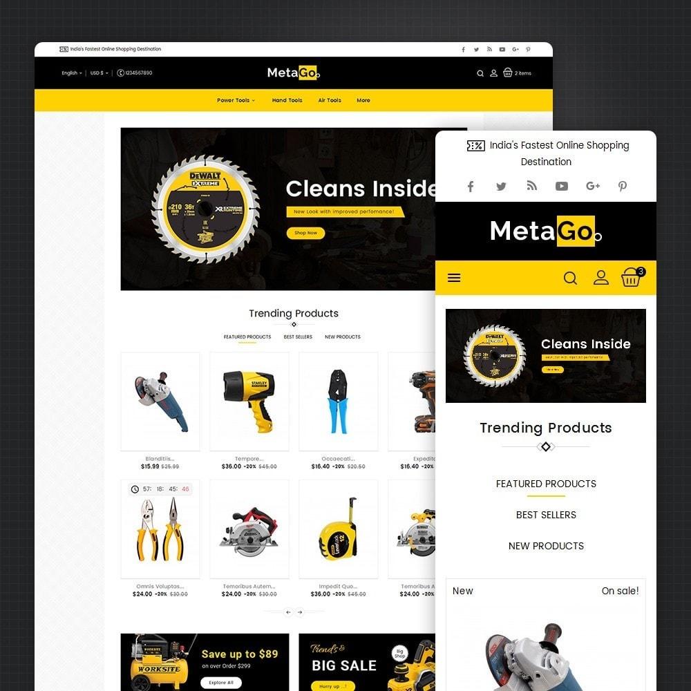 theme - Heim & Garten - Melano Power Tools - 2