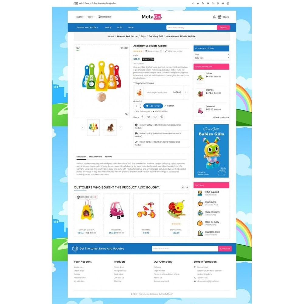 theme - Enfants & Jouets - Melano Kids Toys - 6