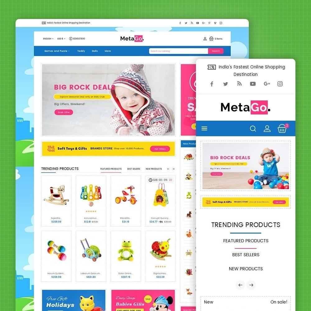 theme - Niños y Juguetes - Melano Kids Toys - 2