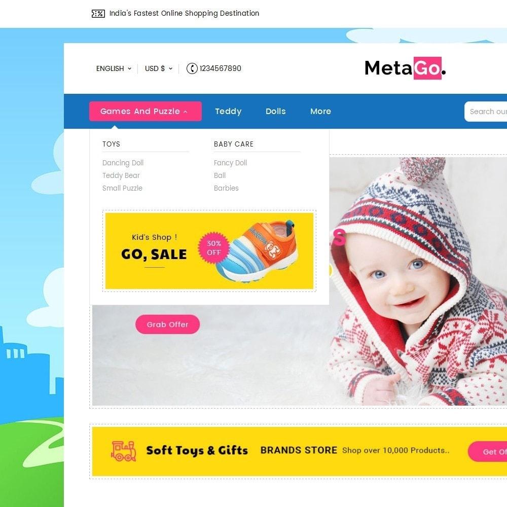 theme - Kinder & Spielzeug - Melano Kids Toys - 9