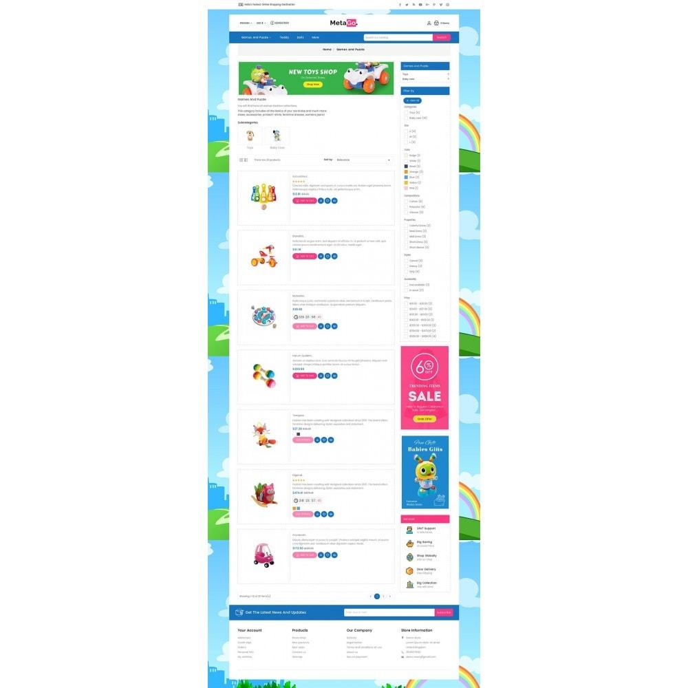 theme - Bambini & Giocattoli - Melano Kids Toys - 5