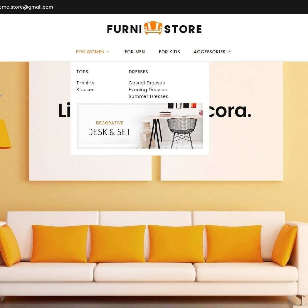 theme - Hogar y Jardín - Furniture Store - 11