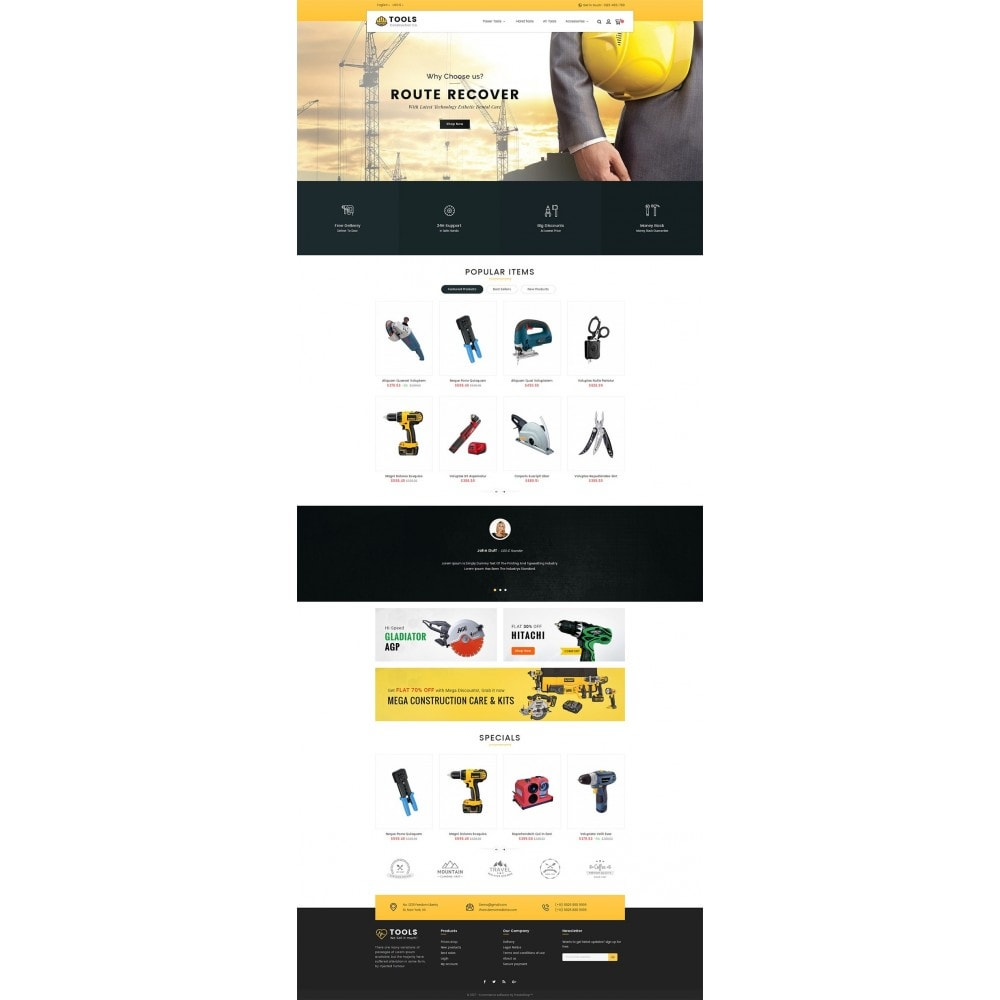 theme - Maison & Jardin - Construction Tools Store - 3