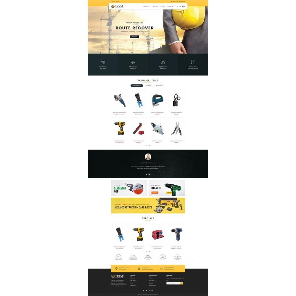 theme - Casa & Giardino - Construction Tools Store - 3