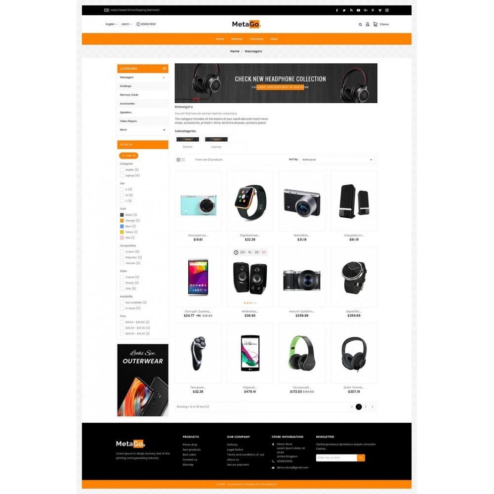 theme - Electrónica e High Tech - Melano Electronics Market - 4