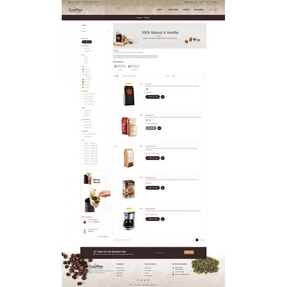theme - Getränke & Tabak - Cold Coffee Store - 5